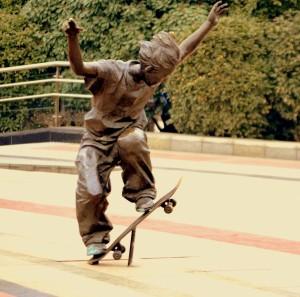 skateboard ban in downtown Covington
