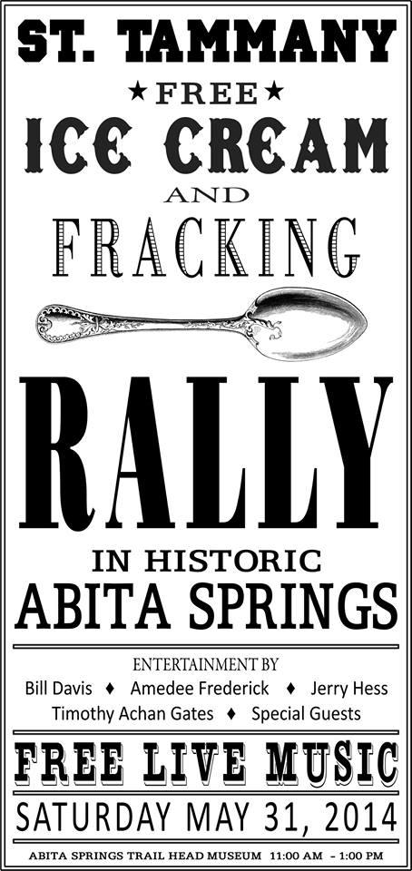 Frack Rally Abita