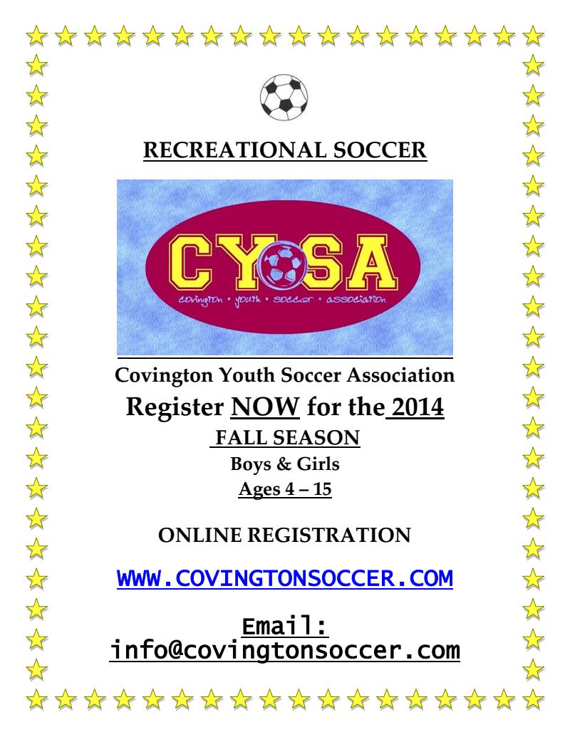 CYSA fall 2014