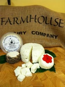 Farmhouse Dairy at the Covington Farmer's Market