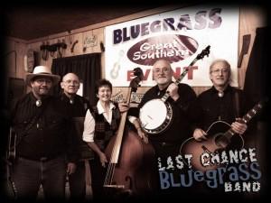 Last Chance Bluegrass Band