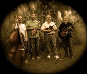 Pot Luck String Band at the Covington Farmer's Market this Saturday