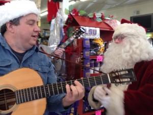 Joe Manuel will play music in the gazebo at the Covington Farmer's Market Saturday