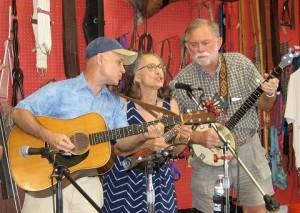 Hazel and the Delta Ramblers