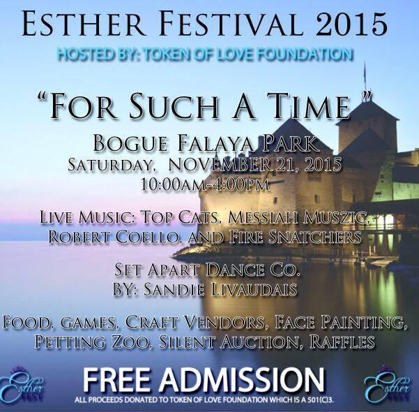 esther fest reschedule