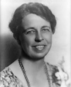 Eleanor Roosevelt  U.S. Library of Congress