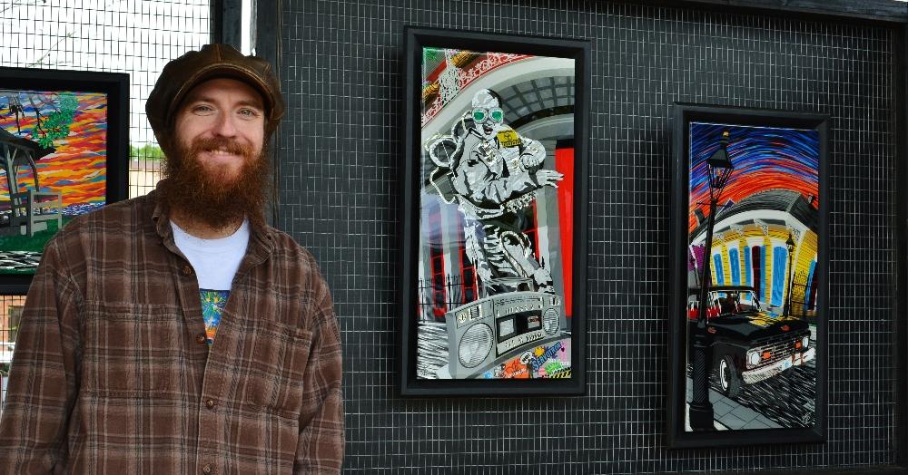 dSTAA's Covington Art Market April 5th, 2014 at the Covington Trailhead