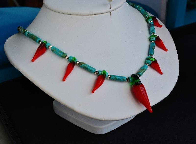 aCovington Art Market March 1, 2014  Fashion Candy Jewelry Custom Designs by Candy Sanchez