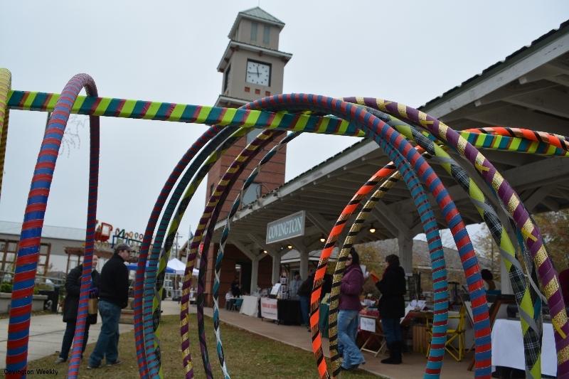lHoliday Covington Art Market 12-7-13
