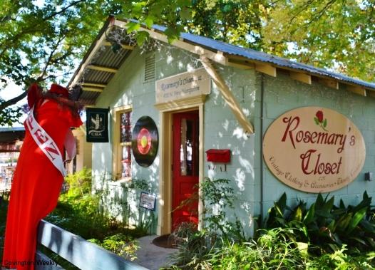 eRosemary's Closet, Downtown Covington, LA
