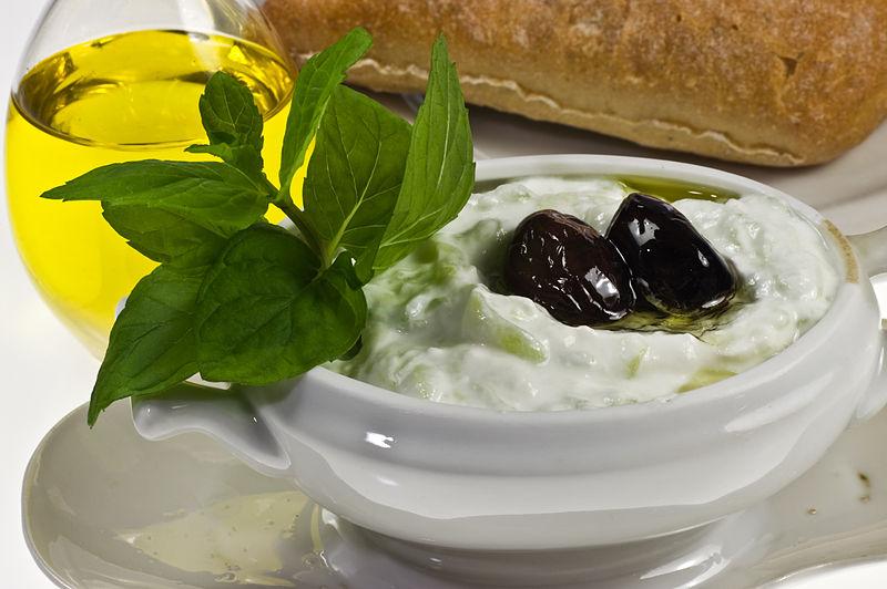 дзадзики по гречески рецепт с фото