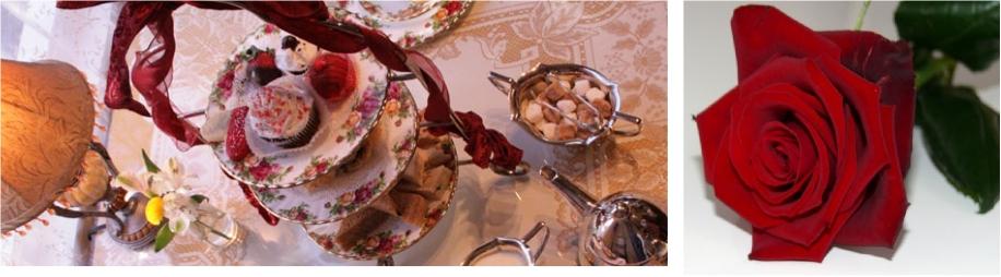 ETR Valentines High Tea