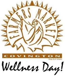 Covington Farmers Market Wellness Day