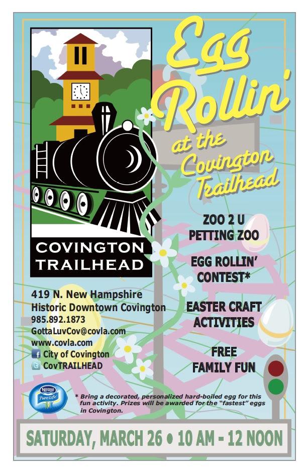 egg rollin at the trailhead 32616