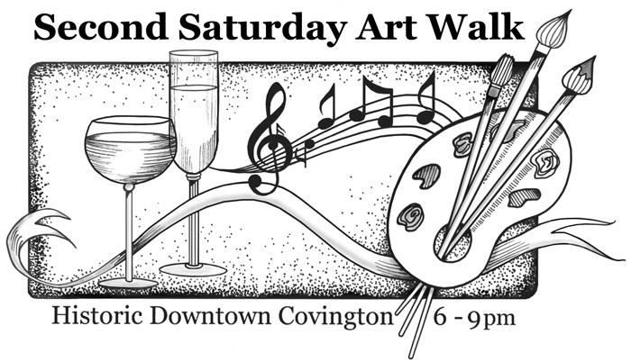 Second Saturday Art Stroll